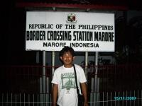 Border Crossing Marore