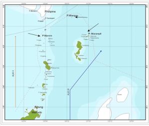 Peta Pulau-Pulau Terluar