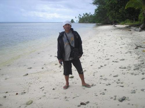 Pasir Putih Pulau Kofiau